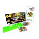 Gommes de Rainbow Loom bandes MEGA 600 gommes à ef