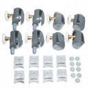 wholesale Sports and Fitness Equipment: Set of 8 Rollers for Shower Cabins. Rollers
