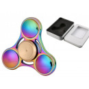 HAND fidget Metall spinner + Metal Box HAND