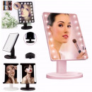 LARGE MAKE-UP MIRROR LED LIGHTNING