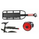 Großhandel Fahrräder & Zubehör: Fahrradträger für die Sattelstütze, hinten an der