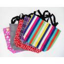 groothandel Handtassen: Vrouwen rits zak  50x42x11cm - 5 patronen