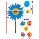 wholesale Garden & DIY store: Windmill fan on a garden stick 37cm