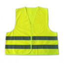 Reflective vests - yellow