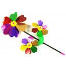 groothandel Tuin & Doe het zelf: Windmolen pinwheel tuin op een stokje