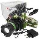 wholesale Flashlights: Zoom LED Headlamp CREE Q5 to 650 m