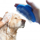 CAT DOG BRUSH CUSHION RUBBER SOFT HANDLE
