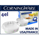 wholesale Houshold & Kitchen: Corning Ware casserole pot 4 el.