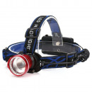 HEADLIGHT LED ZOOM CREE XM T6