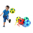 wholesale Sports & Leisure: LARGE RUBBER BALL 25 cm ON A SPRING FOR THE GAME