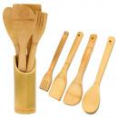 grossiste Aides de cuisine: KIT SEAU CUISINE bambou GODET