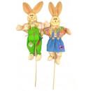 Easter bunny decoratieve 56 cm