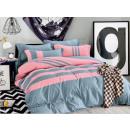 Großhandel Bettwäsche & Matratzen: Bettwäsche 200x220  + 2 Deckbettbezüge + BLATT