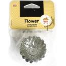 groothandel Bakken: Cupcakes bloemvormen 6-delig 6,5 cm