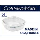 Corning Ware pot casserole 2,0 l