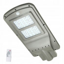 LED STREET LIGHT SOLAR SOLAR 40W WITH REMOTE CONTR