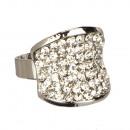 ingrosso Gioielli e conservazione: Adatti  l'anello con pietre, argento