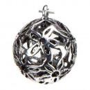 ingrosso Gioielli & Orologi: Pendente della  sfera del suono, 24mm argento
