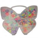 Schmuck-Bastelset für Kinder, Schmetterling 1