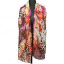 Neckerchief, colorful, 180x45cm
