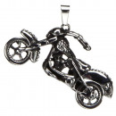 de acero inoxidable colgante de Chopper