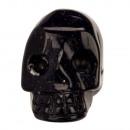 Gegraveerde schedel, 48mm, Blue River