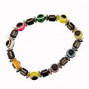 Magnetic Bracelet Eye, Multicolored