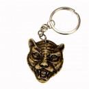 Sleutelhangers hoofd van de tijger