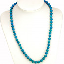 ingrosso Gioielli & Orologi: Prezzo Speciale:  collana di perle, blu, AB 7mm