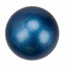 Sound bal, 16mm, koper, donkerblauw