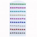 Großhandel Schmuck & Uhren: Set: 36 Paar Ohrpins, Mix, 6mm