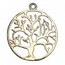 Hanger Tree of Life, 44 mm, Bronze