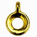 100 pierścieni z zawieszką, złote
