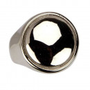Special price: Biker ring made of stainless steel