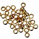 10 000 kul ściskających, 2 mm, złoto KC