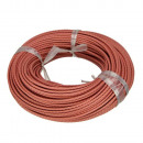 wholesale Jewelry & Watches: 5m leather strap, 3mm, pink