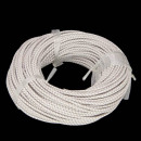 wholesale Jewelry & Watches: 5m leather strap, 3mm, white