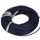 wholesale Jewelry & Watches: 5m leather strap, 3mm, blue