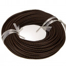 grossiste Accessoires & Pièce détachée: Bracelet en cuir de 5 m, 3 mm, marron