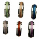wholesale Jewelry & Watches: Stainless steel ring color, set