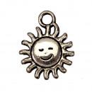 ingrosso Gioielli & Orologi: 100 pendente / fascini Sun, 15x12mm
