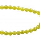 ingrosso Gioielli & Orologi: Limone perle di giada filo, 8mm