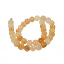 wholesale Accessories & Spare Parts: Broken strand orange agate beads, 14mm