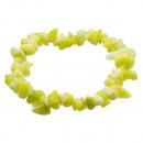 groothandel Sieraden & horloges:Lemon Jade Chip Armband