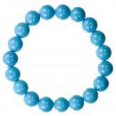 ingrosso Gioielli & Orologi: Natura sintetica turchese perline braccialetto, 10