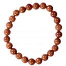 Natural pearls Bracelet Gold River, 8mm