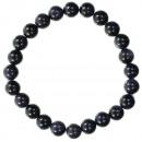 Natural pearls  Bracelet Blue River, 8mm