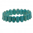 Turquoise Bracelet (synthetic)