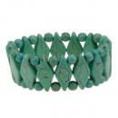 groothandel Sieraden & horloges: Turquoise Bracelet (synthetische)