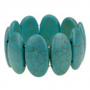 wholesale Jewelry & Watches: Turquoise Bracelet (synthetic)